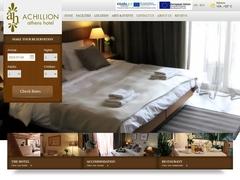 Achillion Hôtel - Omonia - Athènes