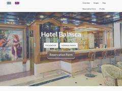 Balasca Hôtel - Gare de Larissa - Athènes