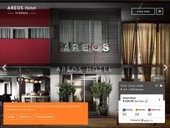 Areos Hôtel - Place d'Égypte - Athènes