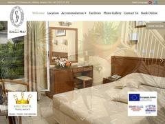 Solomou Hôtel - Place Vathi - Athènes