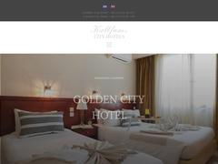 Golden City Hôtel (Kolfam) - Metaxourgio - Athènes