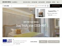 Nafsika Coco Mat Hotel - Βόρεια Προάστια Αθηνών - Κηφισιά