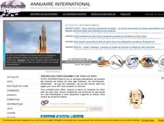 SITES INTERNATIONAUX.COM