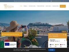 Attalos Hôtel - Quartier de Monastiraki - Athènes