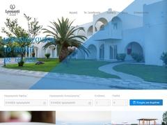 Leonanti Hotel - Παραθαλάσσιο - Παραλία Μαραθώνα