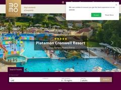 Palmariva (Bomo) - Hotel 4 * - Μαλακόντα - Εύβοια - Κεντρική Ελλάδα