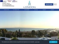London Hotel - Southern Suburbs of Athens - Glyfada