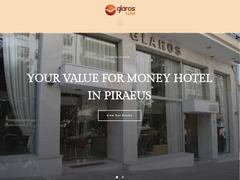 Ξενοδοχείο Glaros - Κοντά στο λιμάνι κρουαζιέρας - Βριόνι - Πειραιάς