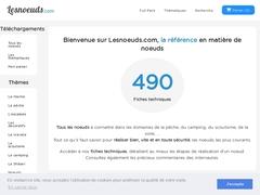 les noeuds de pêche | Lesnoeuds.com