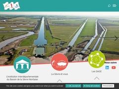 Institution Interdépartementale du Bassin de la Sèvre Niortaise