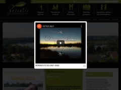 Pescalis, centre nature et pêche .