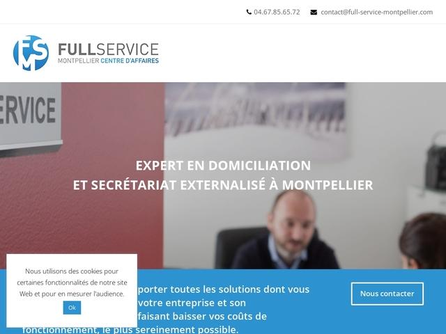 LAVERUNE - FULL SERVICE MONTPELLIER secrétariat externalisé