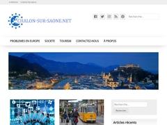Tourisme : Chalon/Saône