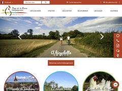 Tourisme : Bresse Bourguignonne