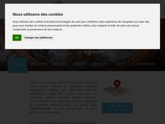 Site officiel : Verdun sur le Doubs