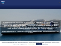 Aegean Speed Lines - West Cyclades Specialist