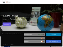 Ξενοδοχείο Ζορμπάς - Πλατεία Βικτωρίας - Αθήνα