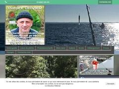 Patrick Olivier Moniteur Guide de Pêche diplômé en Poitou Charentes