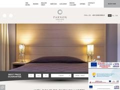 Parnon Hôtel - Quartier Place Omonia - Athènes