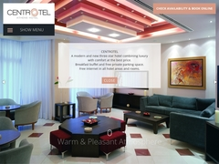 Centrotel Hotel - Square Victoria - Athens