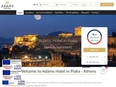 Adam's Hotel - Plaka district - Athens