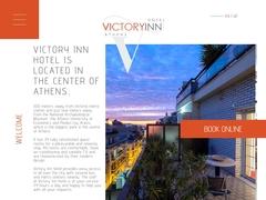 Victory Inn Hotel - Kypseli Quarter - Athens
