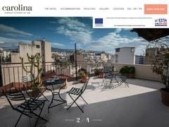 Carolina Hotel - Klathmononos Square - Athens