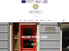 Semeli Hotel - Ameriki Square area - Athens
