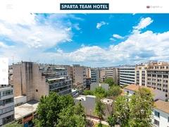 Sparta Team Hôtel - Quartier de la Place Komondourou - Athènes