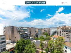 Sparta Team Hotel - Πλατεία Κομποντούρου - Αθήνα