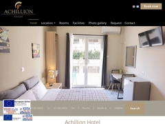 Achillion Hotel - Port Quarter - Terpsithea - Piraeus