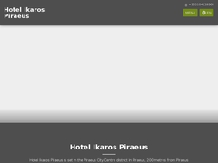 Ikaros Hotel - Port Quarter - Troumbas - Piraeus