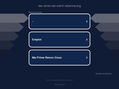 Les amis de Saint Etienne