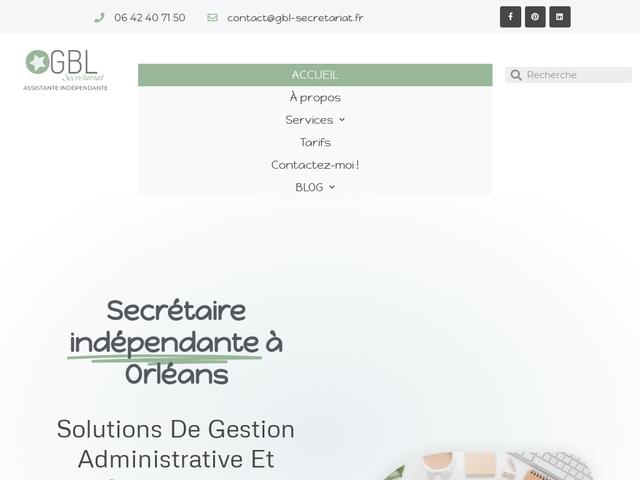 Saint Hilaire Saint Mesmin - GBL SECRÉTARIAT