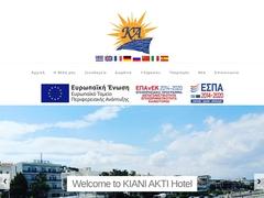 Kiani Akti Hotel - East of Athens - Porto Rafti