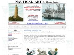 Submarine Art