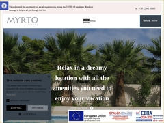 Myrto Hotel - North-East Attica - Mati - Nea Makri