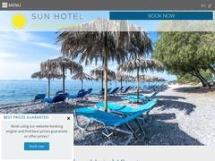 Sun Hotel - West Attica - Kineta - Megara