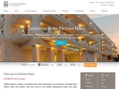 Elefsina Hôtel - Ouest de l'Attique - Elefsina