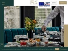 Azur Boutique Hôtel - Sud de l'Attique - Vouliagmeni