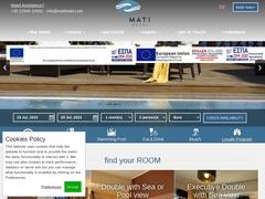 Mati Hôtel - Est de l'Attique - Mati - Nea Makri