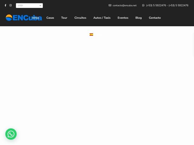 encuba.net una agencia de viajes a la medida