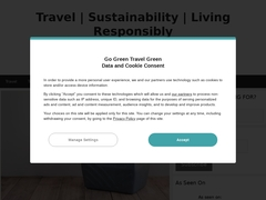 Go Green Travel Green
