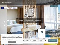 Wyndham Grand Hôtel - Κέντρο - Πλατεία Καραϊσκάκη
