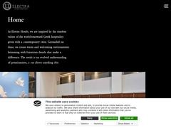 Ξενοδοχείο Electra Palace - Ιστορικό Κέντρο - περιοχή Πλάκα