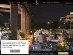 Royal Olympic Hotel - Ιστορικό Κέντρο - Μακρυγιάννη