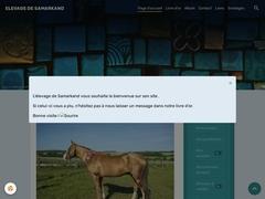 Elevage de Samarkand