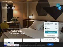 Emmatina Hôtel - Banlieue Sud-Est d'Athènes - Glyfada