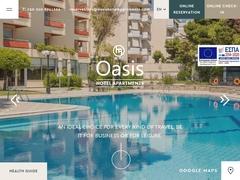 Oasis Hotel Apartments - Banlieue Sud-Est d'Athènes - Glyfada