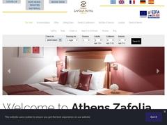 Athens Zafolia Hotel - City Center - Terma Ippocratous District